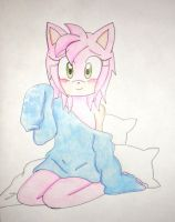 amy blue by kary22