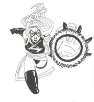 ms marvel by spushan