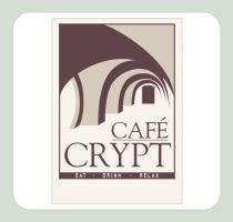 Cafe Crypt - Logo by NotTheRedBaron