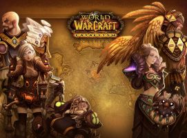 wow fan art page 3 by Angju
