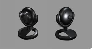 Webcam - Mental Ray by mhofever