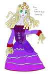 Tina the Cestusah / Tapeworm Queen by The-Episiarch
