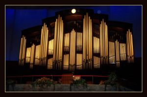 The Conference Center Organ by LycanDID