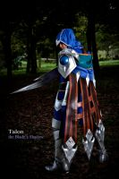 League of Legends : Talon the Blade's Shadow by jerrystrife7