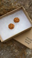 Tiny Chocolate Chip Cookies by MouseEmporium
