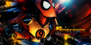 Spiderman Comic by Rapstyle95