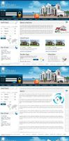 Real-Estate by dxgraphic by webgraphix