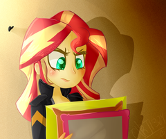 sunset shimmer 3 [spanish] by CVRI1324