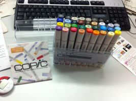 Copic by LitaOliveira