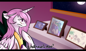 What have I done? by doragon-hane