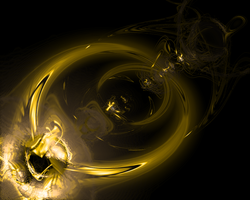 Golden Helmet - Abstract by subzer092