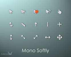 MonoSoftly by tchiro