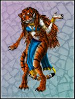 Tigress - Nameless by Essence-Of-Rapture
