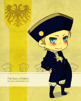 APH: Holy Roman Empire by 2B-chan