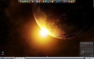 My Desktop _September 2008 by TheGiantPanda