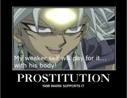 Prostitution DeMote by oohpink