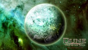 Planet Draconis IV by gntlemanartist