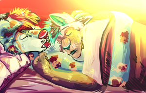 Snuggle by Dat-CrazyCat