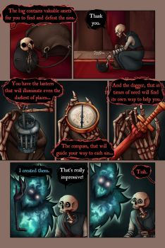 The Next Reaper | Chapter 5. Page 90 by JetDaGoat