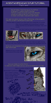 AgentWhiteHawk's fur tutorial: part one by AgentWhiteHawk