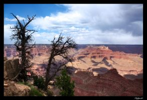 Grand Canyon II by klocek