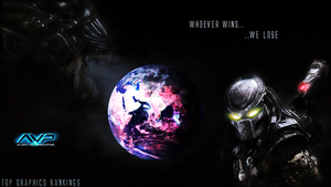 Alien vs predator Desktop wallpaper by DroxyClan