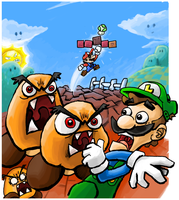 Join the Goomba by gsilverfish