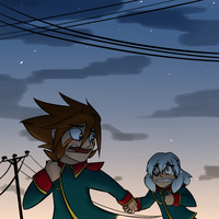 Inazuma Eleven: After us again by ProfessorAurabolt