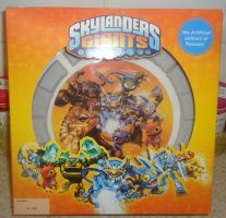 Official Skylanders Birthday Cake by RadSpyro