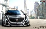 Cadillac Procapra V-Series in San Francisco City by toyonda