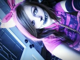 Cheshire Cat by hotgoth44x