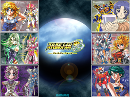 SRW:OG female Wallpaper by TacticianMark