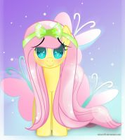 Pony Bow Fluttershy by miian123