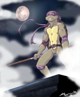 TMNT - Donatello by Ukari
