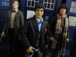 The 2nd Doctor by Police-Box-Traveler