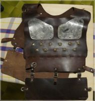 LARP Gears - Armour 02 back by Meow-chi