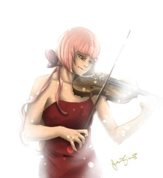 VOCALOID: A melody for you by EvilHateYouAll