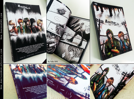 'Another World , it Exists' 1st volume printed by sakooo