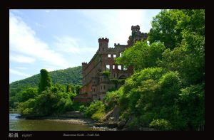 Bannemans Castle by Variety-Stock