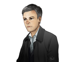 Greg Lestrade by Heeeunee
