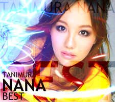Fancover TANIMURA NANA CD+DVD by Shirachiya