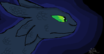 Toothless by WIDOWPELT