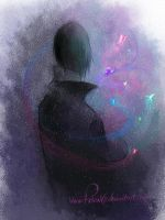 I see colors in the Darkness by Fiction69