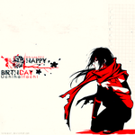 Happy B'day Uchiha Itachi by Lenesset