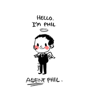 agent phil by mellamelfran