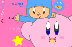 A Zinkia and A Nintendo by murumokirby360