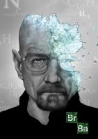 Walter White by ArnoGraphik
