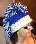 Knitted Trojan Hats by ccpowerwolf