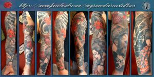jap sleeve for my friend ATRWTOS IOS.. by loop1974