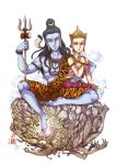 Lord Shiva by In-Sine